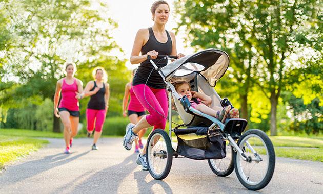 Poussette de jogging – Guide Complet détaillé
