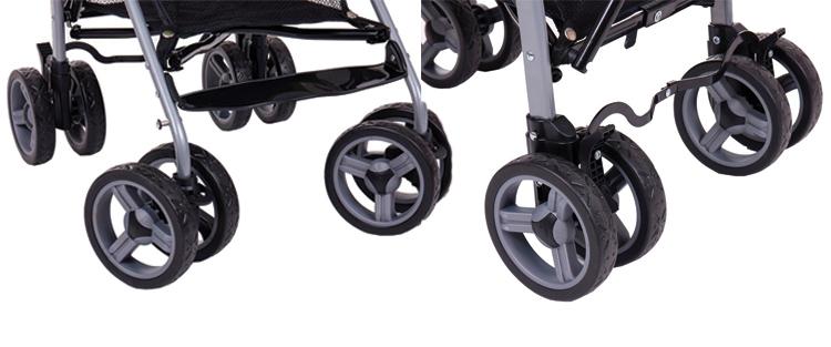 roues poussette baby cab